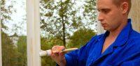 buitendeur schilderen