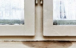 condens binnenzijde raam