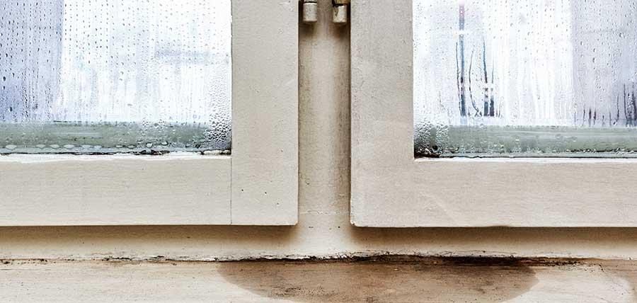 Top ᐅ Last van condens aan de binnenzijde van het raam? KQ69