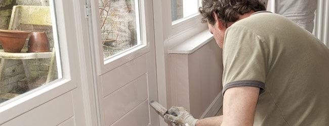 deuren schilderen Ieper