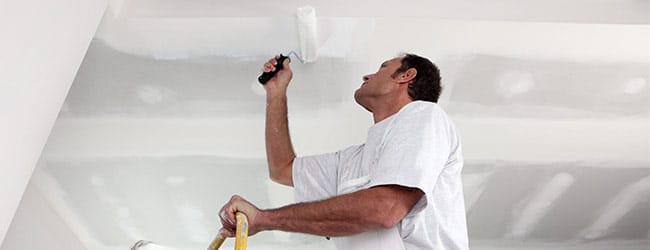 plafond schilderen Moorslede