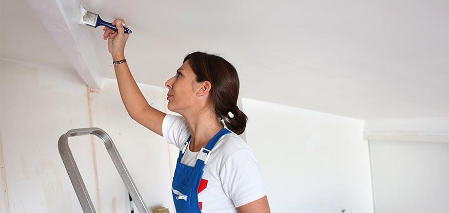 plafond-schilderen