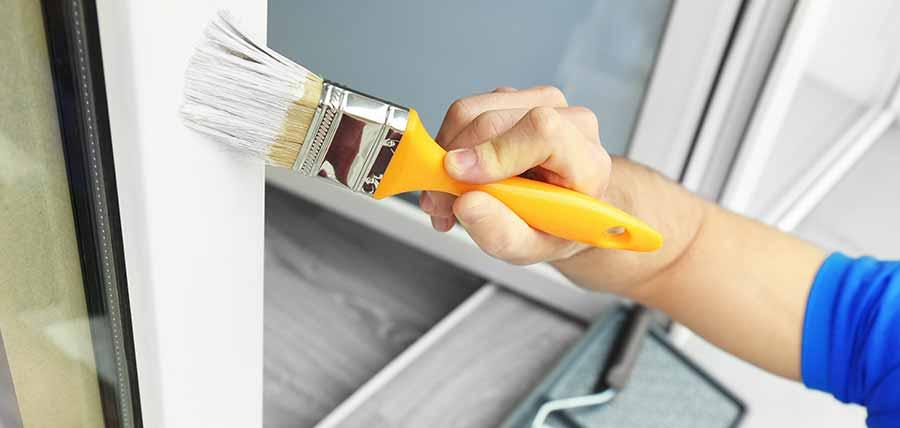 Populair ᐅ Kan ik ramen zomaar schilderen?   Tips en Advies! MU27